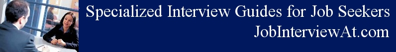 Job Interview at Your Company